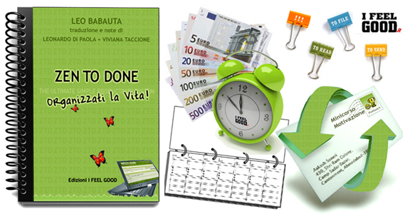 "Programma ""Zen To Done - Organizzati la Vita!"" da I FEEL GOOD"