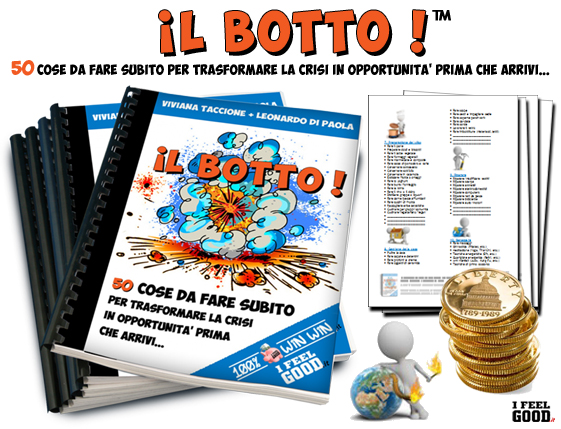 Crescita Personale: ebook IL BOTTO!