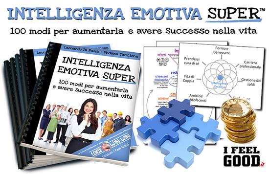 "Programma ""Intelligenza Emotiva Super™"" da I FEEL GOOD"