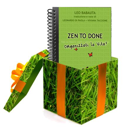 gestione del tempo: zen to done