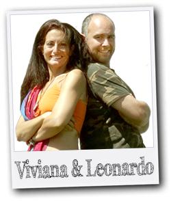 Viviana Taccione e Leonardo Di Paola - Weco Club